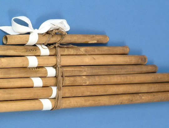 Panpipes-from-the-Smithsonian-Museum-of-Natural-History-Collection-540×410